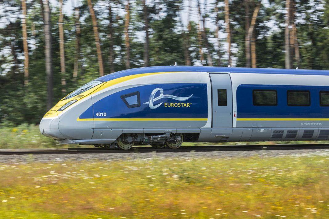 Eurostar has joined Eurail.