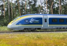 Eurostar has joined Eurail.