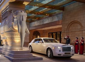 Vilasa Luxury Travel's fixed itineraries include chauffeured transportation.