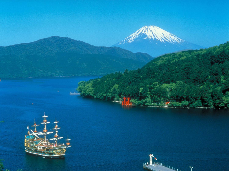 Hakone, Japan.