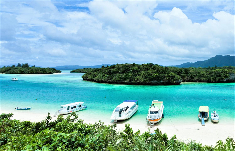 Ishigaki Island.