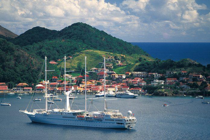 Les Saintes, Guadeloupe.