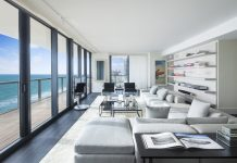 Newly revamped accommodations at W South Beach.