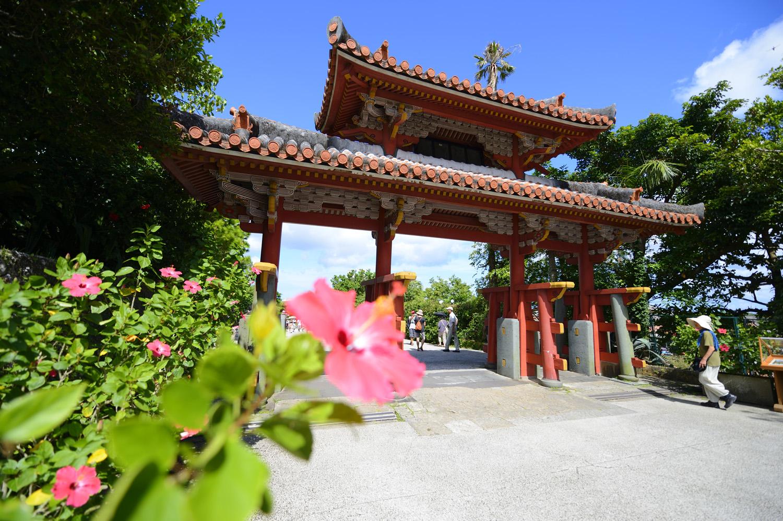 Naha, Okinawa Island.