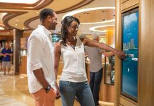 Carnival Corporation's new wearable cruise technology Ocean Medallion will debut Nov. 13, 2017, onboard Regal Princess.