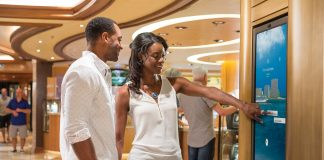 Carnival Corporation's new wearable cruise technologyOcean Medallionwill debutNov. 13, 2017, onboardRegal Princess.