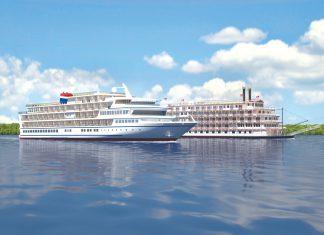 American Cruise Line's Paddlewheeler and Coastal Cruise Ship.
