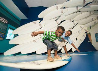 Many families and couples cruising from Port Canaveral decide to come early and enjoy the beaches and attractions nearby, including the Kennedy Space Center Visitors Complex, Canaveral National Sea Shore and the world-famous Ron Jon Surf Shop.