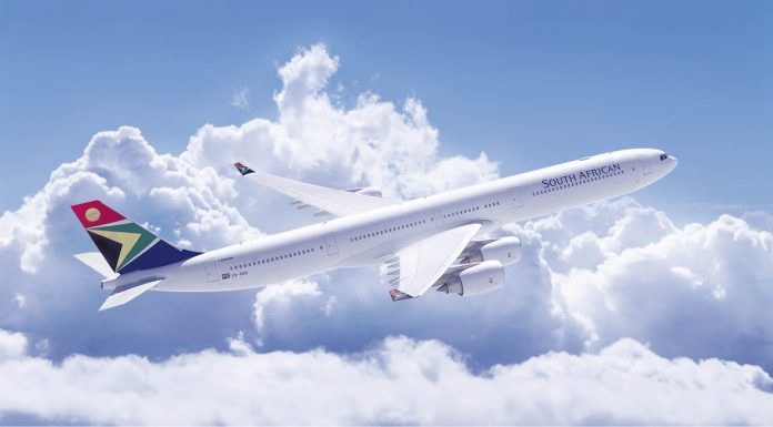 South African Airways (SAA) is offering discounted Premium Business Class fares from the U.S. to destinations in Africa.