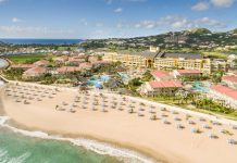 St. Kitts Marriott Resort & The Royal Beach Casino's Savor St. Kitts package includes a rum tasting and cooking lesson.