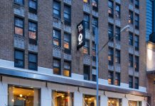 Dream Hotel Group has launched under one master chain code on the GDS. Pictured: The Time New York Hotel.