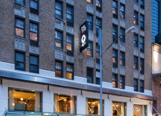 Dream Hotel Group has launchedunder one master chain codeon the GDS. Pictured: The Time New York Hotel.