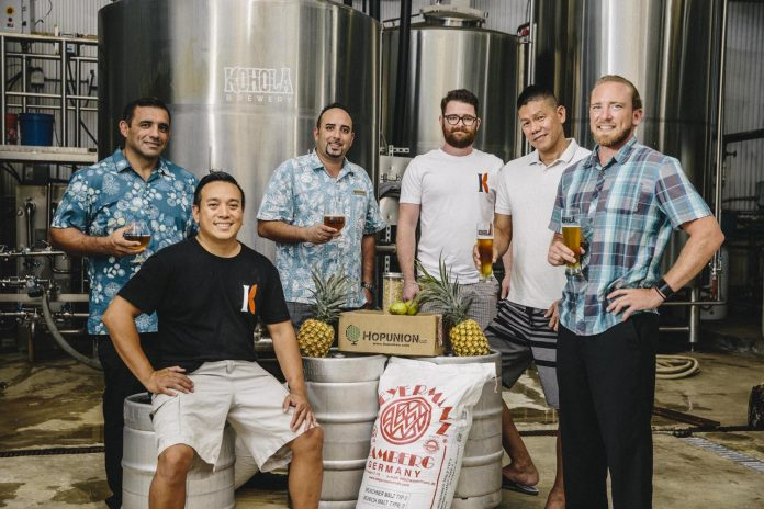The Ritz-Carlton, Kapalua in Hawaii is offering a new custom beer, Shorebreak Session Ale, available exclusively at the resort.