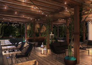 The on-property restaurant, Cueva Siete, will host rotating chefs. (Photo Courtesy of UNICO 20˚87˚.)