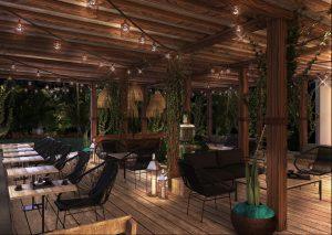 The on-property restaurant, Cueva Siete, will host rotating chefs. (Photo Courtesy of UNICO 20˚87˚.)
