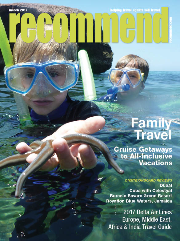 Recommend March 2017 - Travel Agent Magazine