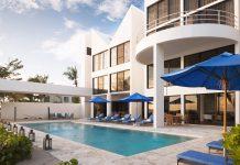 Altamer Resort'sAntilles Pearl villa inShoal Bay, Anguilla.