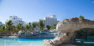 Baha Mar in Nassau, Bahamas.