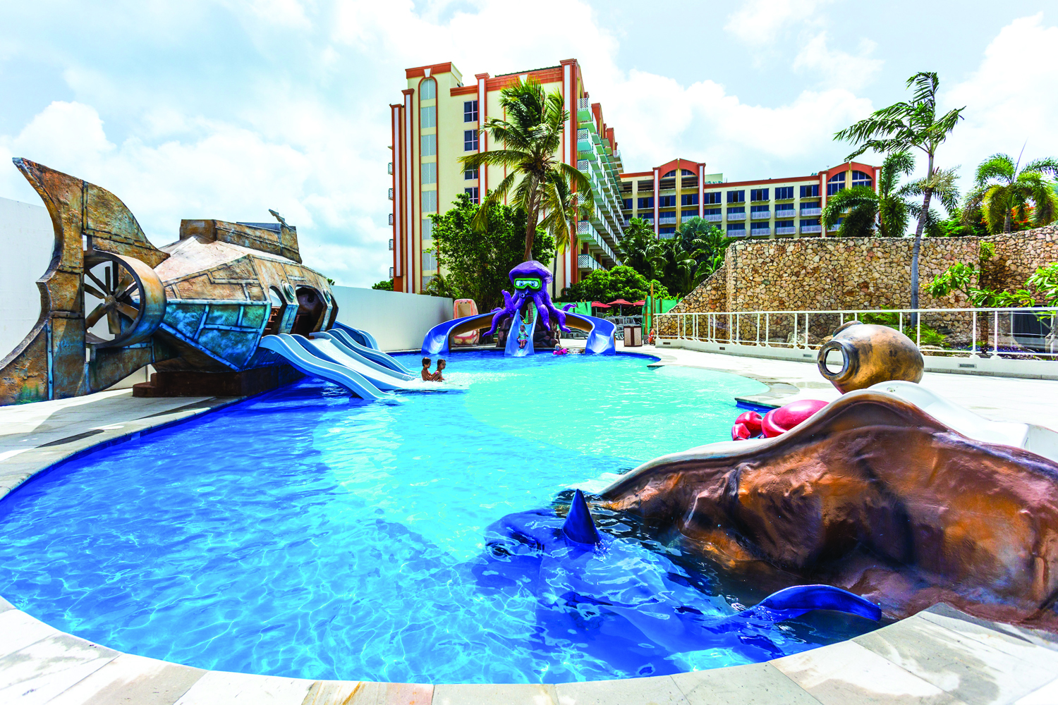 Newer and Better: All-Inclusives for Families