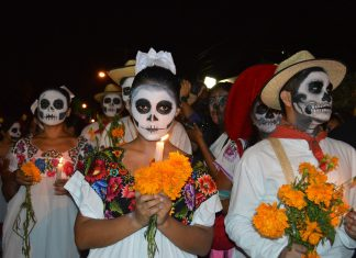 Journey Mexico's upcoming escorted group toursincludes the 8-dayDay of the Dead Tourin Oaxaca.