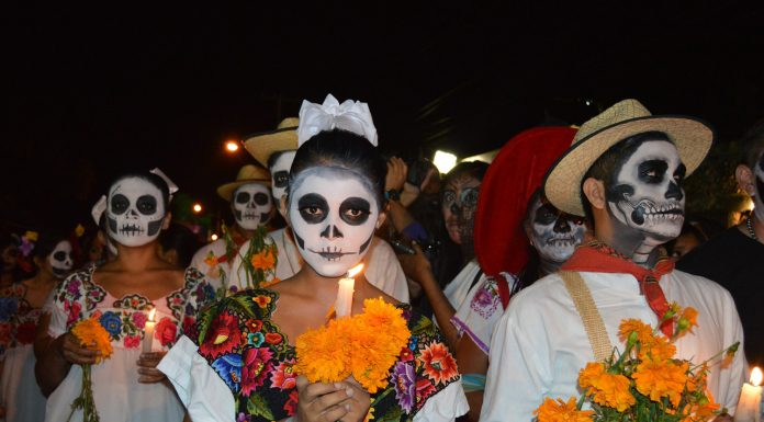 Journey Mexico's upcoming escorted group tours includes the 8-day Day of the Dead Tour in Oaxaca.