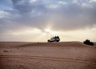 Dubai FAM: Picasso Travel's Dubai FAM includes a desert safari. (Photo credit: Dubai Corporation of Tourism & Commerce Marketing)