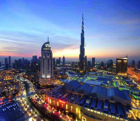 Downtown Dubai. (Dubai Corporation of Tourism & Commerce Marketing)