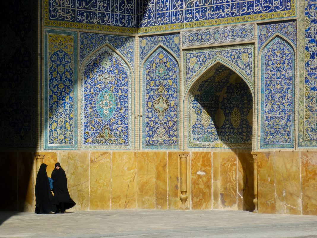 Due to recent governmental moves, travel to Iran is shrouded with uncertainty. (Photo credit: Intrepid Travel)