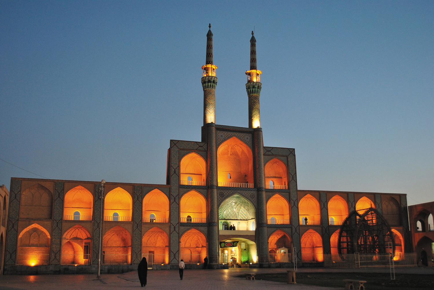 While some tour operators are saying travel to Iran is business as usual, others are postponing and canceling upcoming itineraries to the country. (Photo credit: Intrepid Travel)