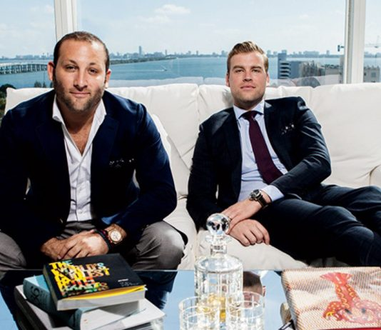 Keith (left) and Jared (right) are the minds behind Menin Hospitality, both of whom fell in love with the travel industry in their teens.