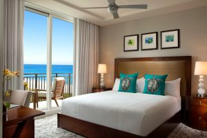 Palm Beach Marriott Singer Island Beach Resort & Spa's Spring Training package includes oceanfront suite accommodations.