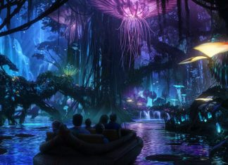 Pandora – The World of Avatar will open at Disney's Animal Kingdom in Orlando, Florida on May 27.