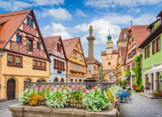 Zicasso's new 10-day custom tailored tour through Germany traces the footsteps of Protestant reformer Martin Luther from Munich to Berlin, including the town of Rotenburg (pictured). (Photo credit: Shutterstock)