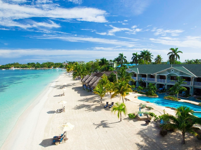 Sandals Negril Beach Resort Spa Is A Chic All Inclusive Made