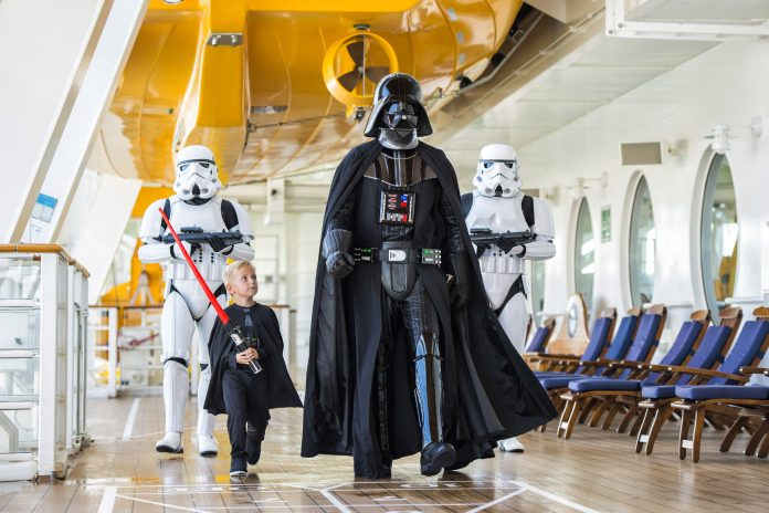 "Disney Cruise Line's popular ""Star Wars"" Day at Sea will return with 15 special Disney Fantasy sailings next year."