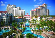 A rendering of the Baha Mar complex Nassau, Bahamas. (Photo credit: Bahamas Ministry of Tourism)