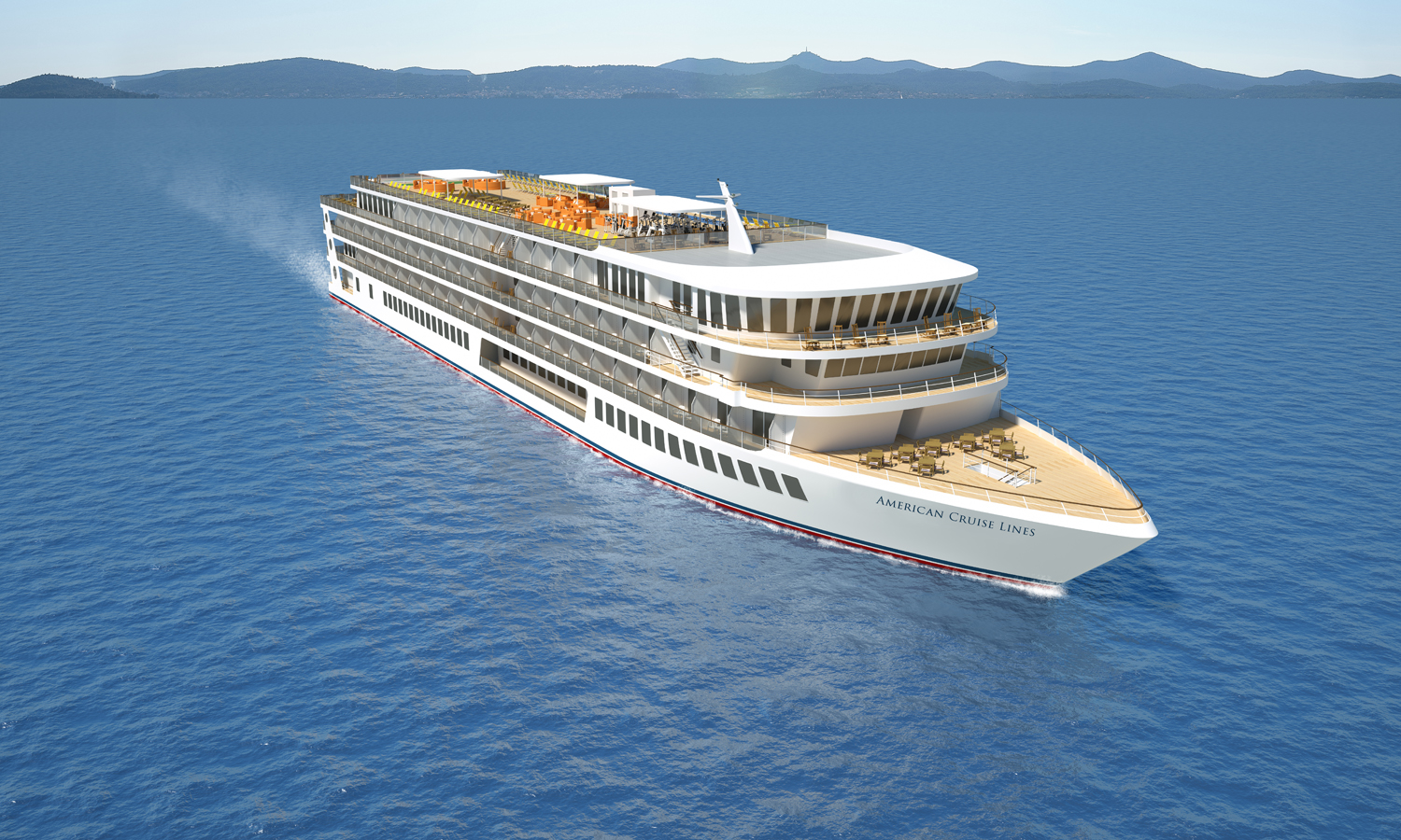 A Chat with American Cruise Lines' CEO Charles A. Robertson - Recommend