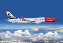 Norwegian Airlines Transatlantic flights