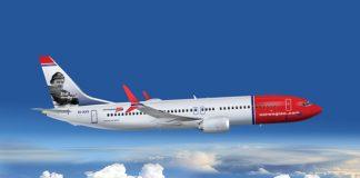 Norwegian Airlines Transatlantic flights