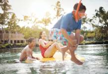 The Hilton Waikoloa Village in Hawaii is offering a Family Fun package, featuring access to a myriad of activities.