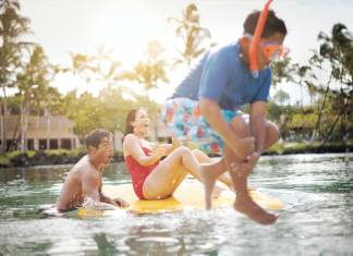 TheHilton Waikoloa Village in Hawaii is offering aFamily Funpackage, featuringaccess to a myriad of activities.