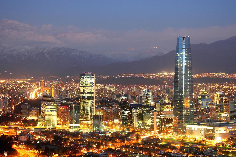Mansion Dining Room Globetrotting Santiago Chile Recommend