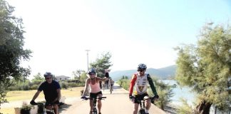 Katarina Lineis offeringCycle & Cruiseprograms for 2017 in Croatia.