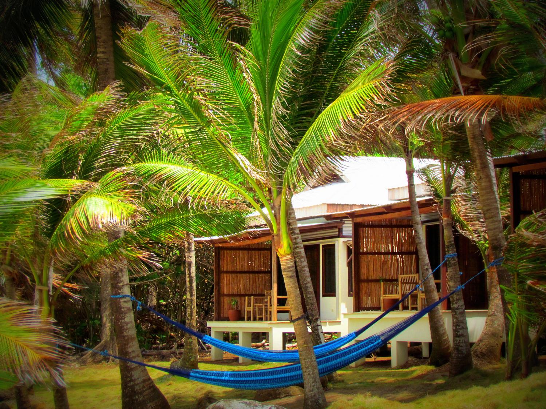 Double Ocean Suite at theYemaya Island Hideaway & Spa in Nicaragua.