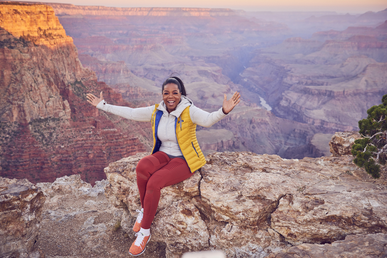 "In partnership with ""O, The Oprah Magazine,"" Oprah Winfrey will be sailing on the inauguralO, The Oprah Magazine Share the Adventure Cruiseto Alaska July 15, 2017."