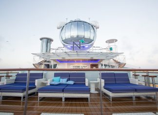 Beginning with groups sailing in 2018, travel agents' Tour Conductorcredits will be calculatedin a way that is more lucrative totravel professionals.(Pictured: Royal Caribbean International's Quantum of the Seas)