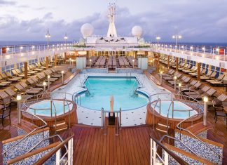 Regent Seven Seas Cruises has launched anew wellbeing program aboard the recently refurbishedSeven Seas Voyager.