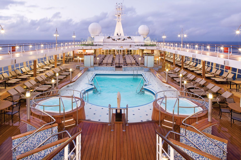 Regent Seven Seas Cruises Creates New Wellness Program