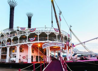 TheAmerican Queen Steamboat Company