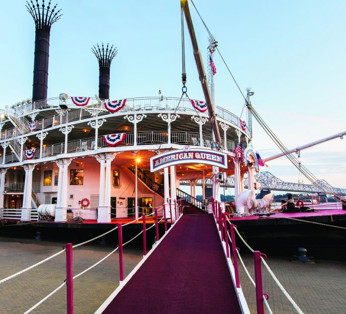 TheAmerican Queen Steamboat Company'snew 2018 brochurefeaturesa full overview ofitineraries and river cruise offerings for its seventh season.